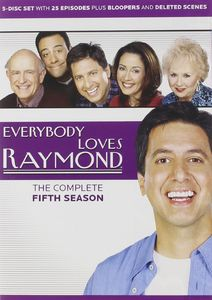 Everybody Loves Raymond: Complete Fifth Season