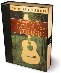 Treasury of Folk Music /  Various