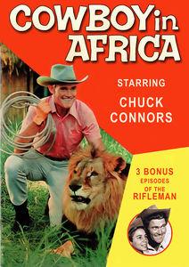 Cowboy in Africa
