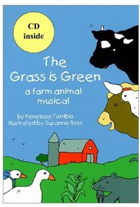 Grass Is Green a Farm Animal CD