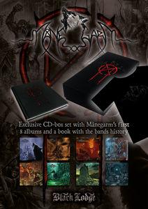 8CD Boxset + Book + T-Shirt (LG)