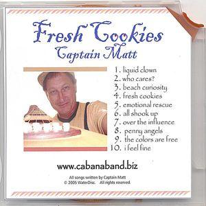 Captain Matt : Fresh Cookies
