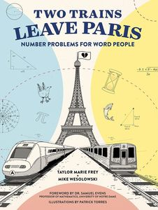 TWO TRAINS LEAVE PARIS