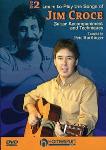 Learn to Play the Songs of Jim Croce: Volume 2