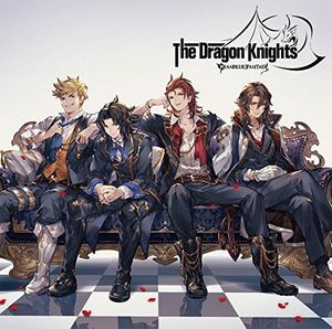 Dragon Knights: Granblue Fantasy (Original Soundtrack) [Import]