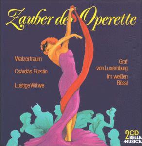 Zauber de Operetta /  Graf Von Luxemburg