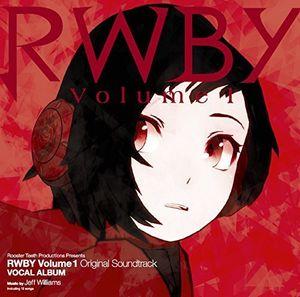 RWBY: Volume 1 (Original Soundtrack) [Import]