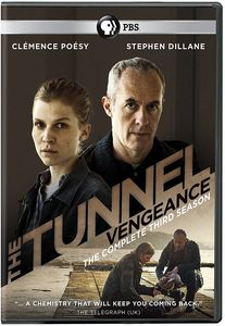 The Tunnel: The Complete Third Season - Vengeance , Stephen Dillane