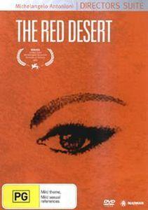 Red Desert the [Import]
