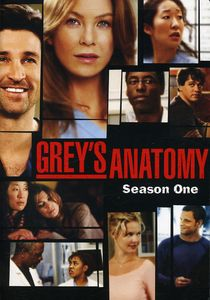 Grey's Anatomy: The Complete First Season