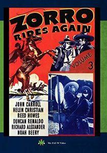 Zorro Rides Again, Volume 3