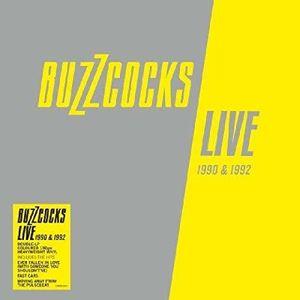 Live [Import] , Buzzcocks