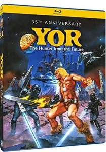 Yor, The Hunter From the Future (35th Anniversary Edition)