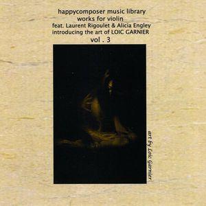 Works for Violin: Art of Loic Garnier 3