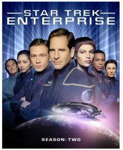 Star Trek Enterprise: Season Two (Region Free) [Import]