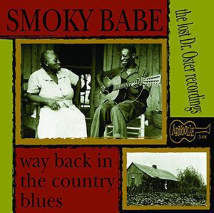 Way Back in the Country Blues