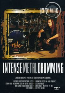 Kollias, George: Intense Metal Drumming