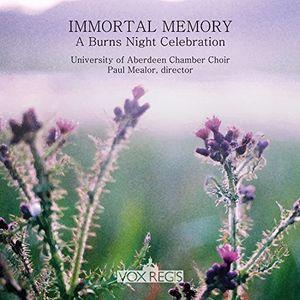 Immortal Memory: Burns Night Celebration