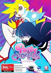 Panty & Stocking with Garterbelt-Season 1 [Import]