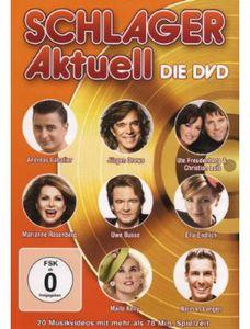 Schlager Aktuell-Die DVD [Import]