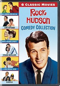 Rock Hudson Comedy Collection: 6 Classic Movies