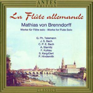 Flute Allemande: Works for Solo Flute