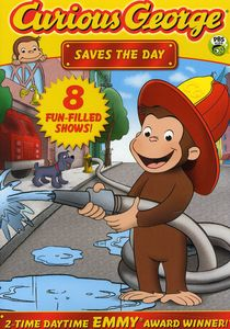 Curious George: Saves the Day
