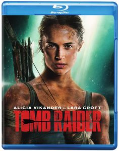 Tomb Raider , Alicia Vikander