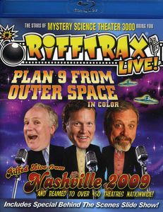 Rifftrax Live! Plan 9 From Outer Space