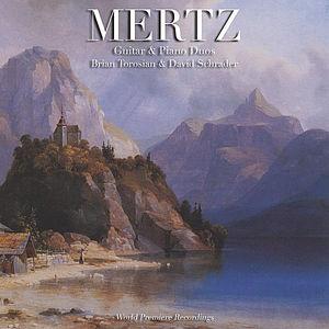 Mertz: Guitar & Piano Duos