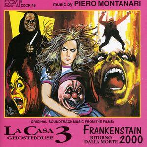 La Casa 3 (Ghosthouse) /  Frankenstein 2000: Ritorno Dalla Morte (Original Soundtracks) [Import]