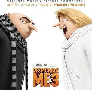 Despicable Me 3 (Original Soundtrack) [Import]