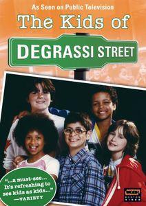 The Kids of Degrassi Street