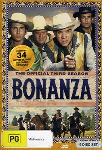 Bonanza: Season 3 [Import]