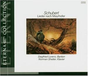 Lieder to Texts By Mayrhofer
