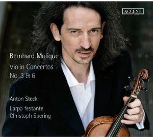 Violin Cto 3 D Min Op 10 /  Cto 6 E Min Op 30