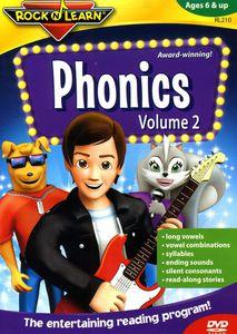 Rock N Learn: Phonics: Volume 2