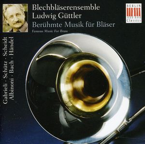 Famous Music for Brass