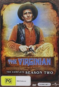 The Virginian: The Complete Season Two [Import]
