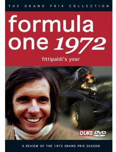 F1 Review 1972 Fittipaldis Year