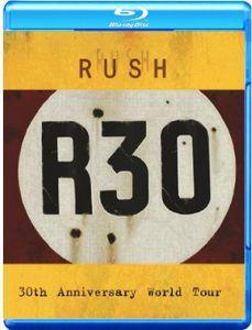 Rush: R30: 30th Anniversary World Tour [Import]