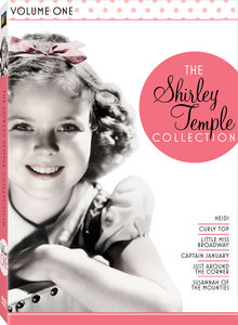 The Shirley Temple Collection: Volume 1