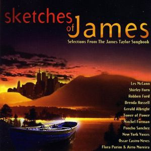 Sketches of James-Selection from the James Taylor