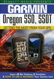 Garmin Oregon 550 550T