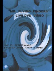 Mr Flying Fingers Live DVD Video