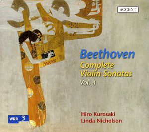 Violin Sonatas 4