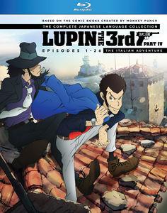 Lupin The 3rd Part Iv: Italian Adventure