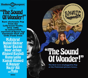 The Sound Of Wonder!