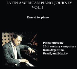 Vol. 1-Latin American Piano Journey