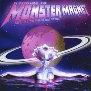 Kiss Right Side of Brain: Trib Monster Magnet /  Various